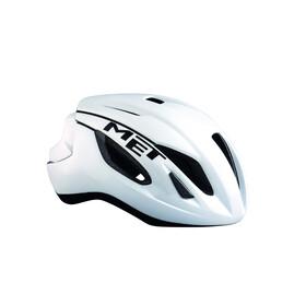 MET Strale Bike Helmet white
